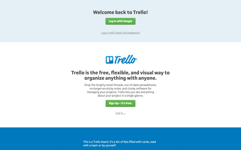 「【Trello】Torelloでタスクやスケジュールをお手軽に管理する」のイメージ